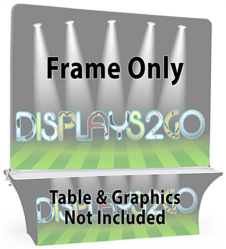 Nude Frame for OVTHD871 (Table & Graphics Not Included)