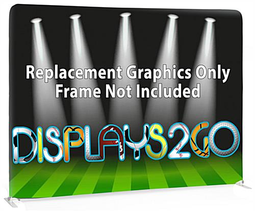 Replacement Graphics for OVTHD871 (Frame Not Included)