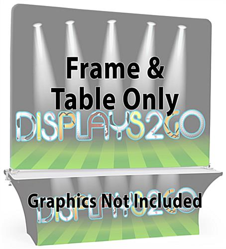 Nude Frame and Table for OVTHD871T