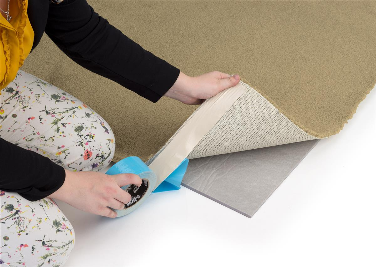 10 X 10 Rollable Floor Padding Recyclable Construction