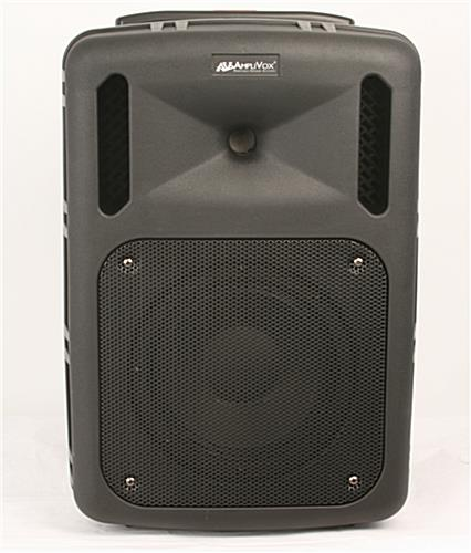 Durable and portable wireless PA system is heavy-duty