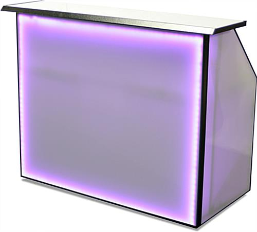 "170 lbs. LED 62.75"" Portable Bar"