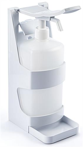 1000ml sanitizer bracket dispenser for PCSG series with bottle