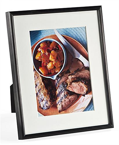 matted photo frames