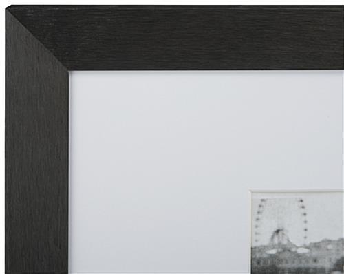 Oversized Black 5x7 Mat Frame Removable White Board