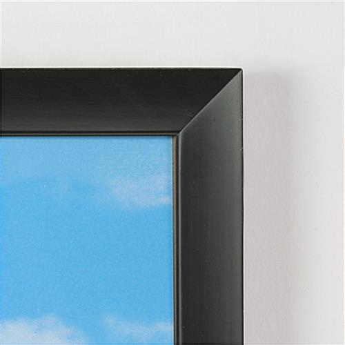 30 x 40 photo frames w modern black metal design. Black Bedroom Furniture Sets. Home Design Ideas