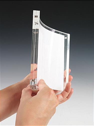 7 X 5 Magnet Frame W Curved Design Amp Magnetic Corners