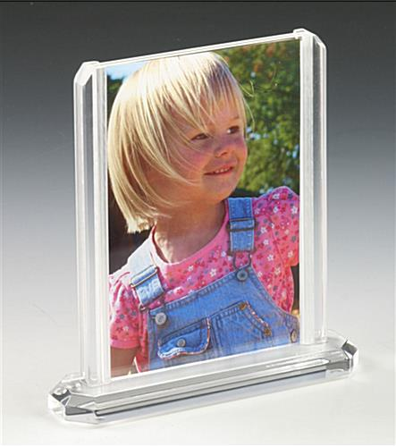 clear plastic displays