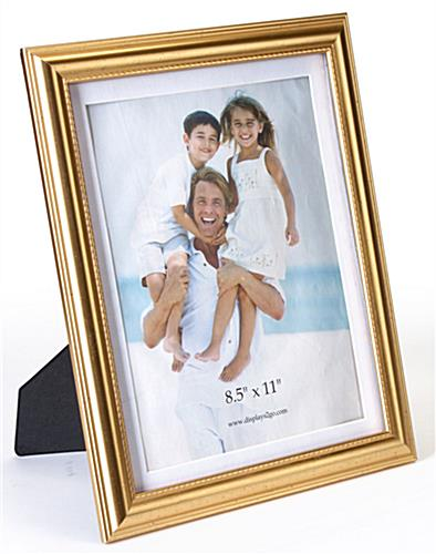 85 X 11 Mat Picture Frames Removable White Matting