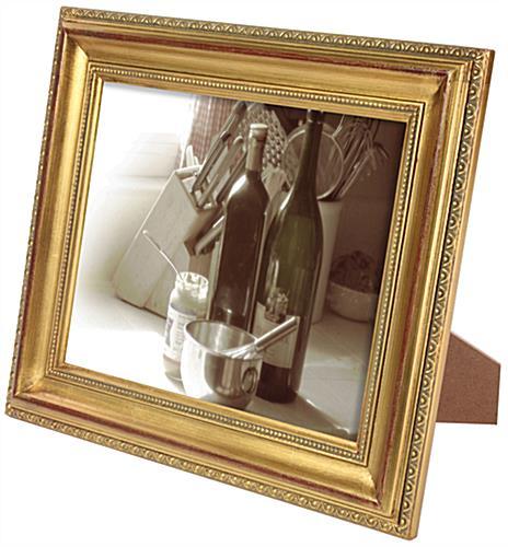 8 x 10 ornate frames for table or wall gold. Black Bedroom Furniture Sets. Home Design Ideas