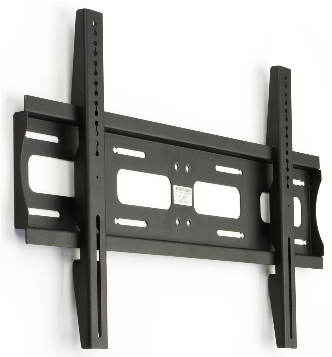 tv wall mount steel construction heavy duty display. Black Bedroom Furniture Sets. Home Design Ideas