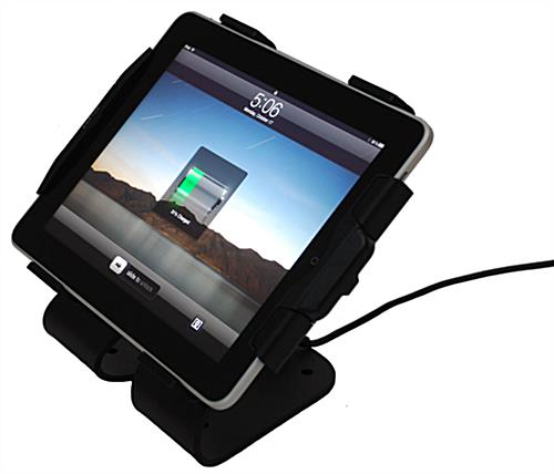 iPad Air Locking Counter Stand with Extension Cable