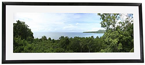 Panoramic Picture Frame