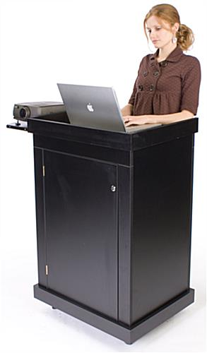 Laptop Station: Multi-Functional & Perfectly Portable