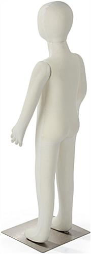 Adjustable Child Mannequin with Detachable Arms