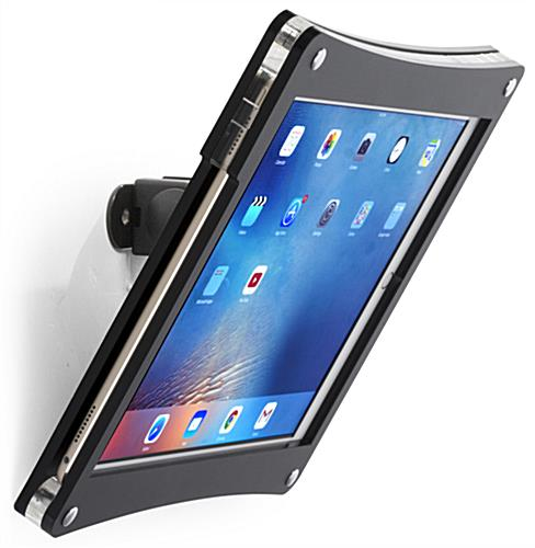 Tilting iPad Pro Wall Mount