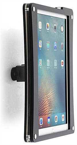iPad Pro Wall Mount, Black Finish