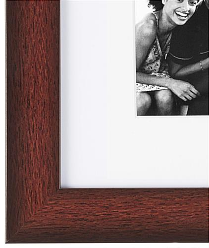 Cherry Photo Frame with Finish