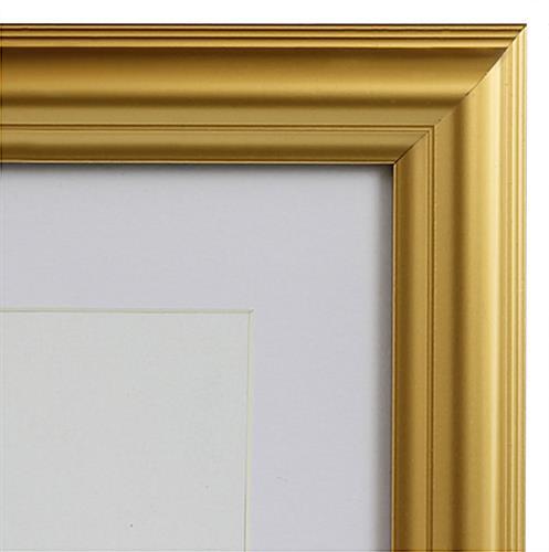 Diploma Frame - Gold Profile & Matting