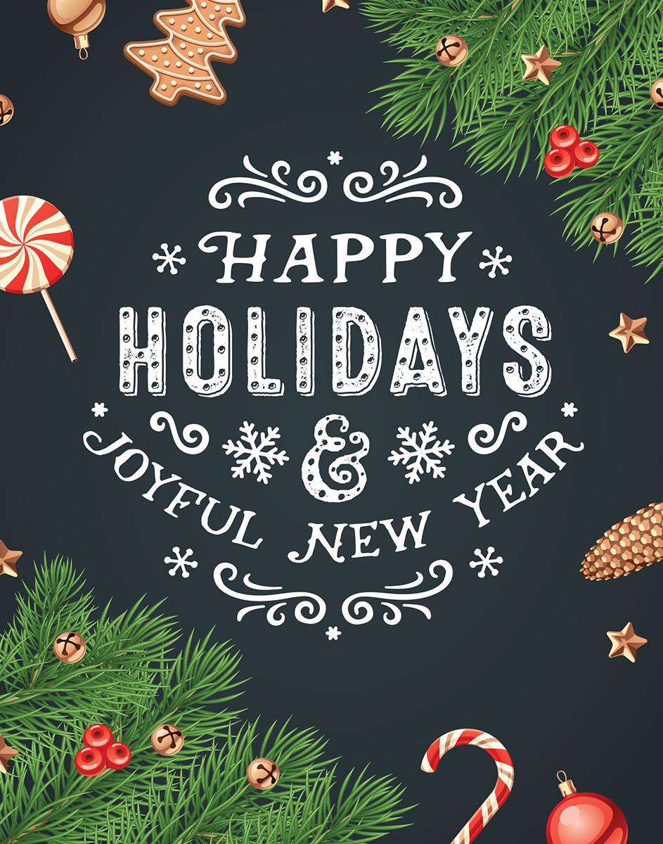 Image result for Happy Holidays and New Year