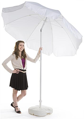 Restaurant Umbrella for Outdoor Seating