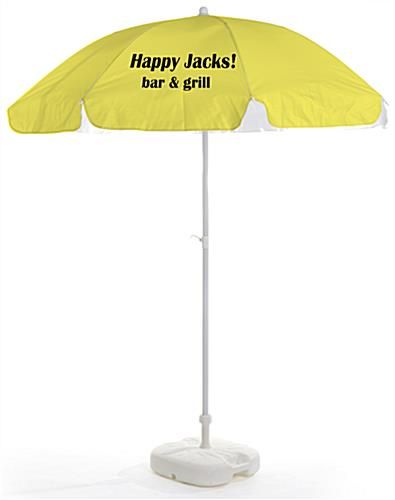 Business Umbrella for Outdoor Use