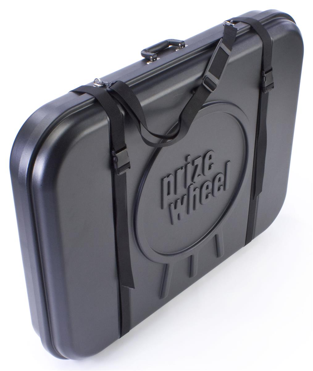 "Carrying Case for Prize Wheels, up to 31"" Diameter - Black"