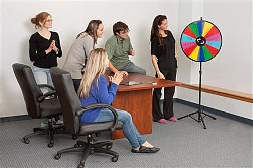 Promotional Prize Wheel