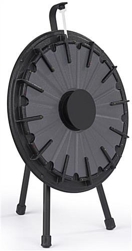 Mini Spinning Raffle Wheel For Countertops