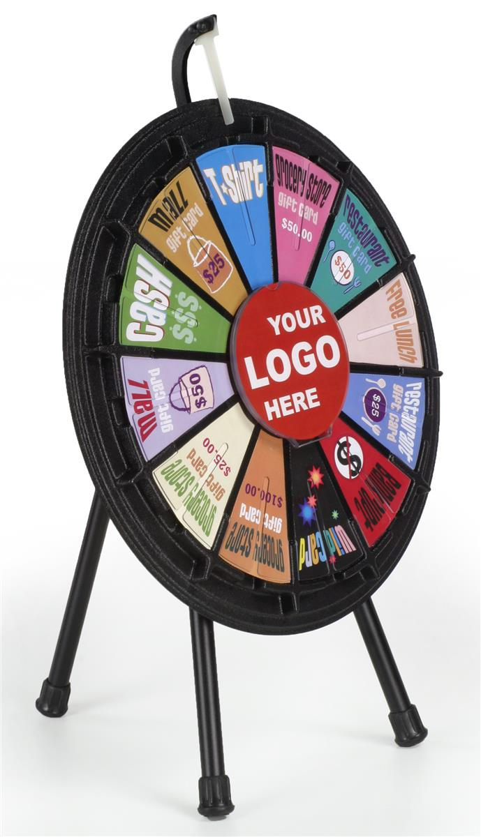 These prize wheels are great at getting the attention of passersby these prize wheels are great at getting the attention of passersby buy these spinning games as well as plinko boards and promotional raffle drums from a maxwellsz