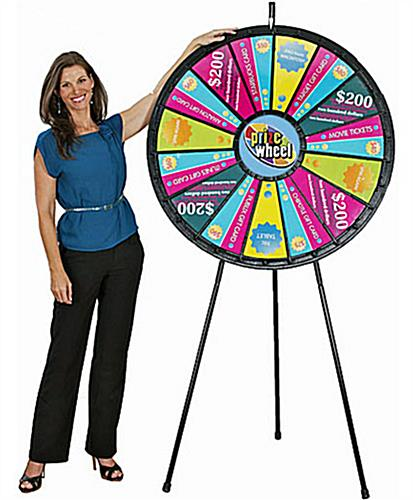 Spin and win wheel prize clicker custom slots prize wheels maxwellsz