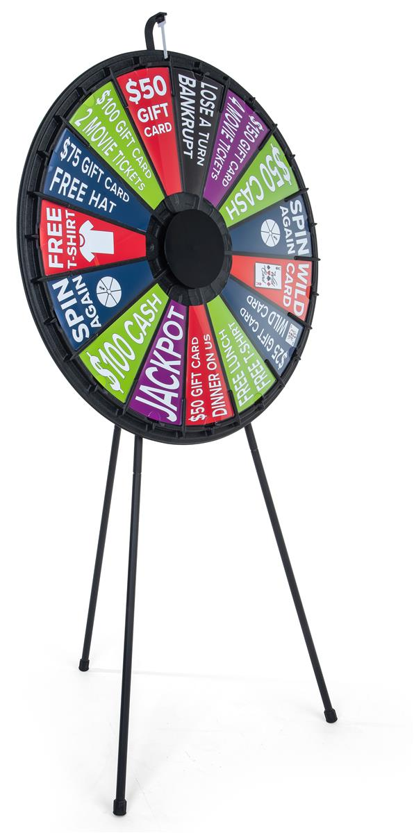 Free Spin And Win Real Prizes