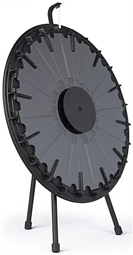 Black LED Contest Wheel