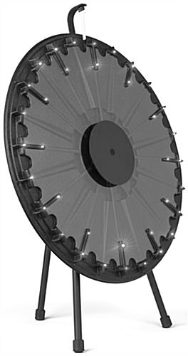LED Contest Wheel, ABS Plastic