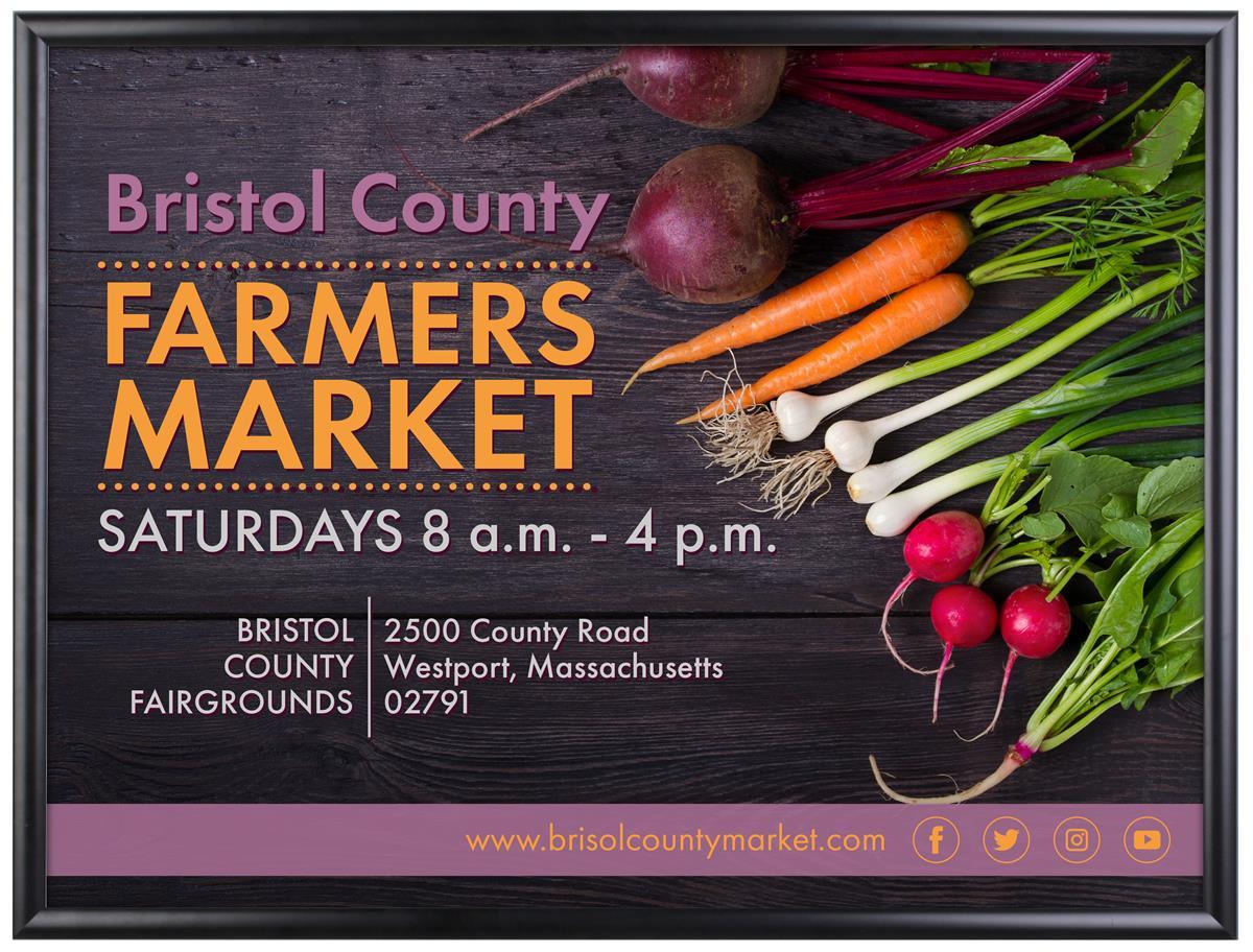 36x48 Frame Showcases Both Vertical Amp Horizontal Signage