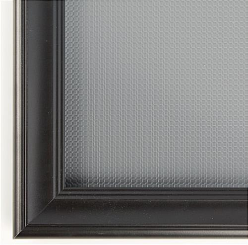 Snap Poster Frames That Fit 24 X 36 Graphics Install In
