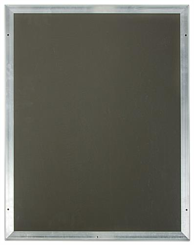 Lockable Snap Frame
