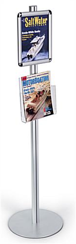 free standing snap frame