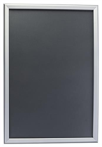 silver 20 x 30 snap frame front loading. Black Bedroom Furniture Sets. Home Design Ideas
