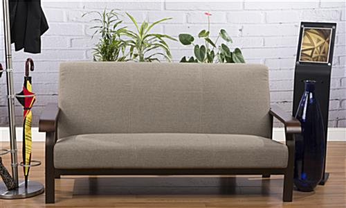 Stain Resistant Office Reception Sofa