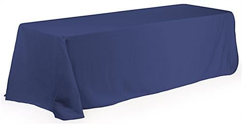 trade show tablecloths