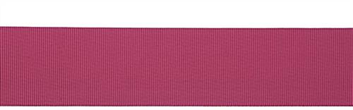 Retractable pink belt stanchion barrier nylon band