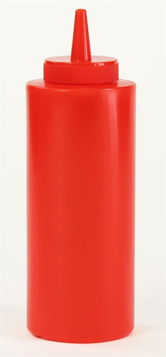 Ketchup Squeeze Bottle Plastic With Screw Top