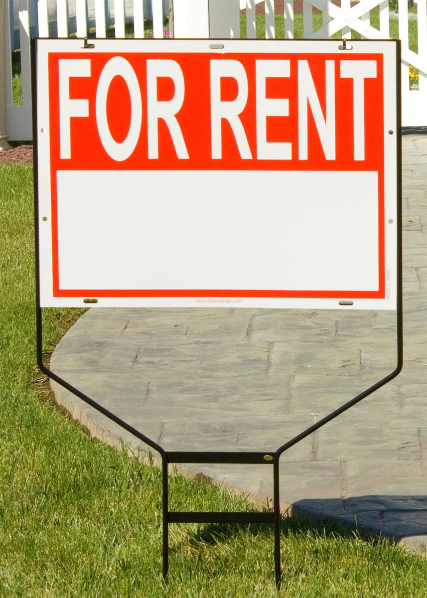 Yard Signs for Campaigns & Real Estate | Metal Frame