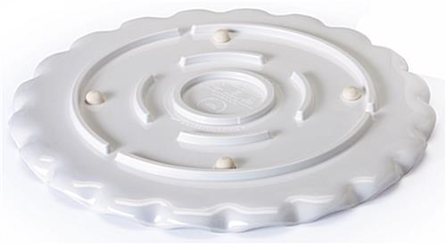 Cake Platters with 11-inch Diameter