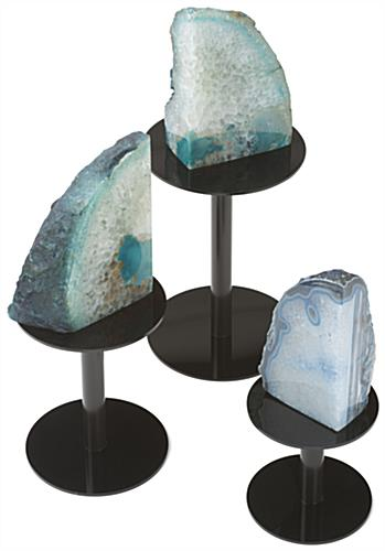 Retail Countertop Display Pedestals