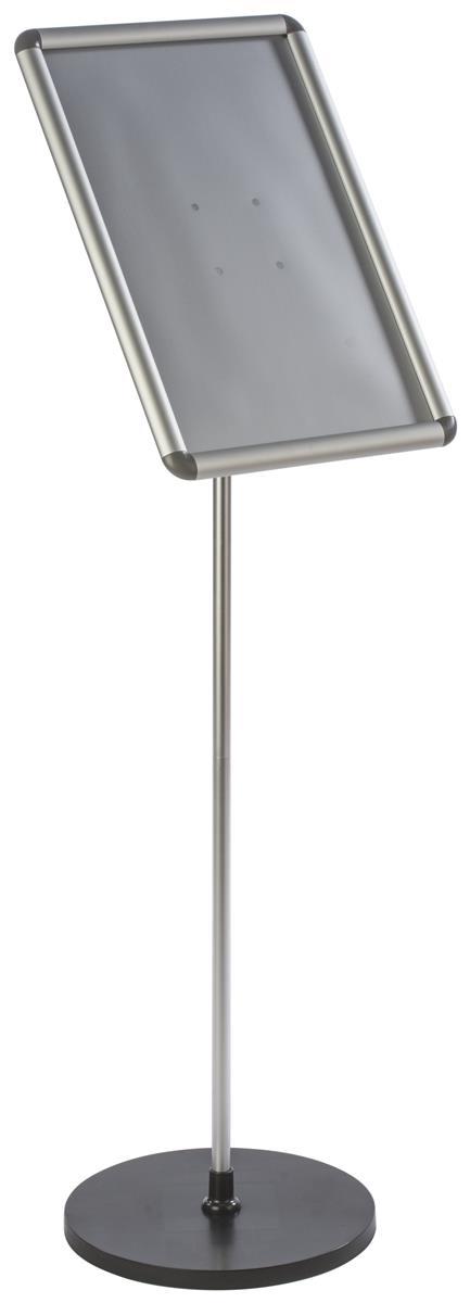 11 x 17 silver snap frame stand portrait orientation. Black Bedroom Furniture Sets. Home Design Ideas
