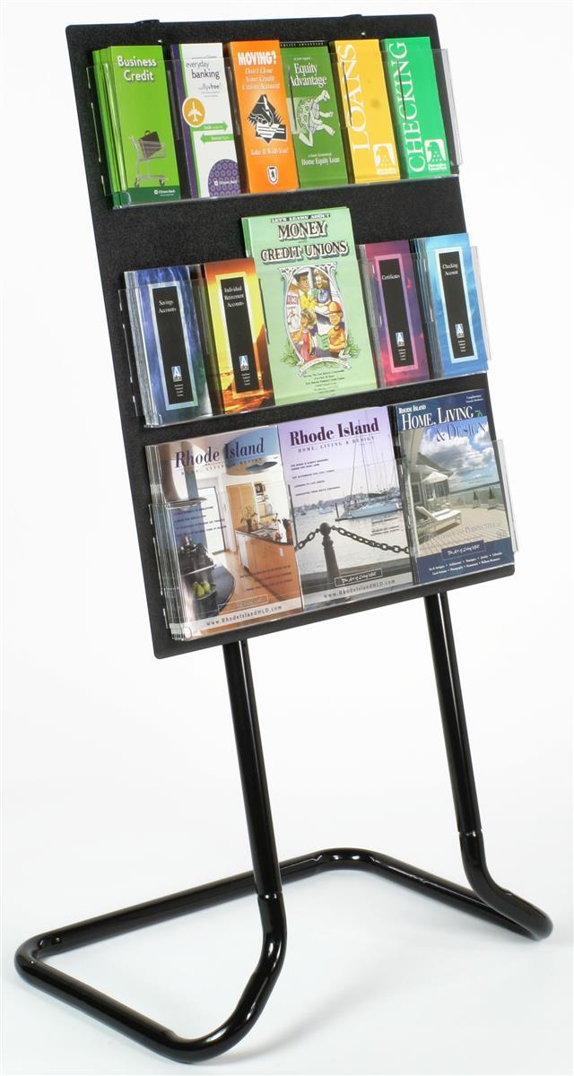 Leaflet Holder Literature Display For Business Office Or