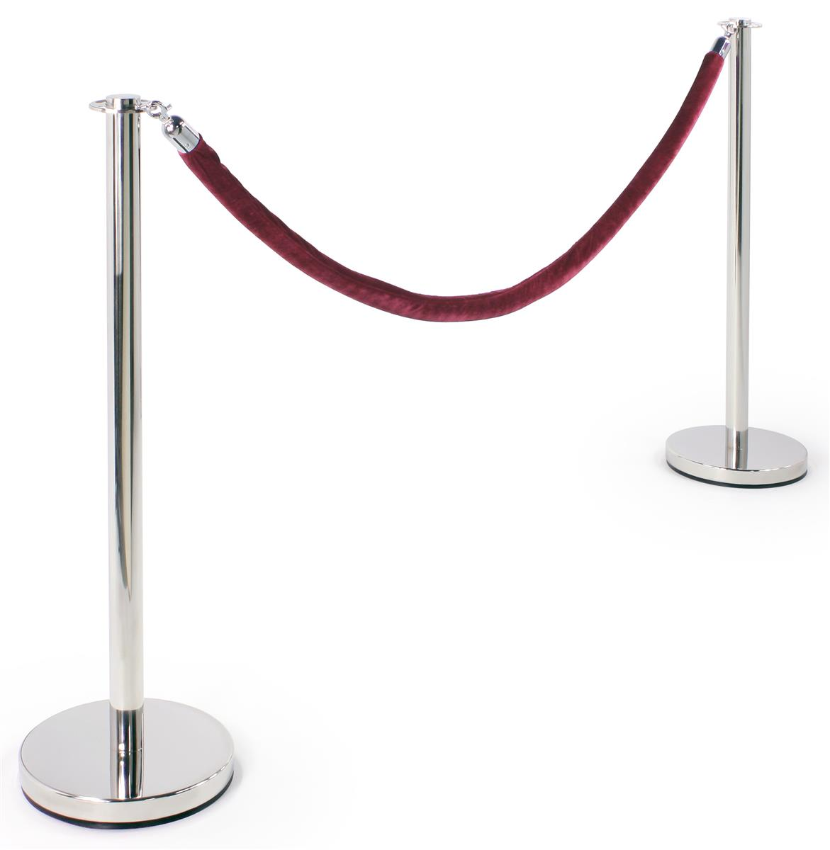 Stanchions With Red Velvet Rope Pictures to pin on Pinterest