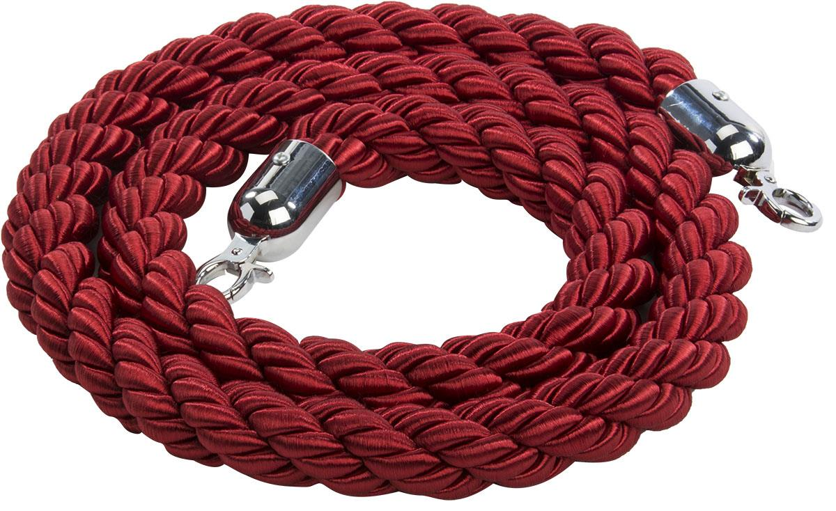 Crowd Control Rope Nylon Twisted Cable